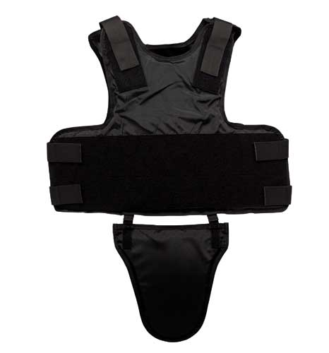 Vest with Groin Protector